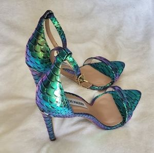 Steve Madden Mermaid Heels